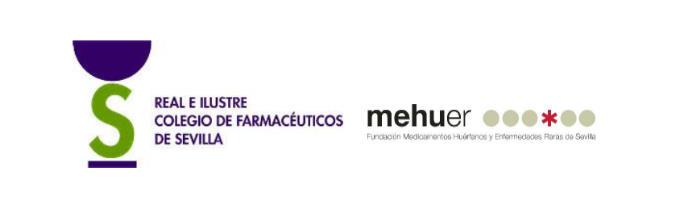 El Colegio de Farmacéuticos de Sevilla y la Fundación Mehuer convocan sus becas de investigación en enfermedades raras por valor de 32.000 euros