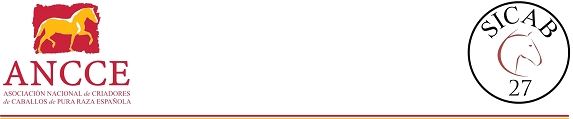 AGENDA SICAB – DOMINGO 19/11/2017