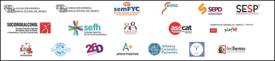 CONVOCATORIA - PRESENTACIÓN ESTRATEGIA PARA LA ELIMINACIÓN DE LA HEPATITIS C EN ESPAÑA