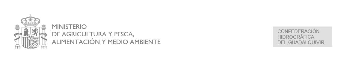 NOTA DE PRENSA (y declaraciones del Presidente): LA CONFEDERACIÓN HIDROGRÁFICA DEL GUADALQUIVIR SOLICITA AL GOBIERNO LA APROBACIÓN DEL REAL DECRETO DE SEQUÍA EN LA CUENCA
