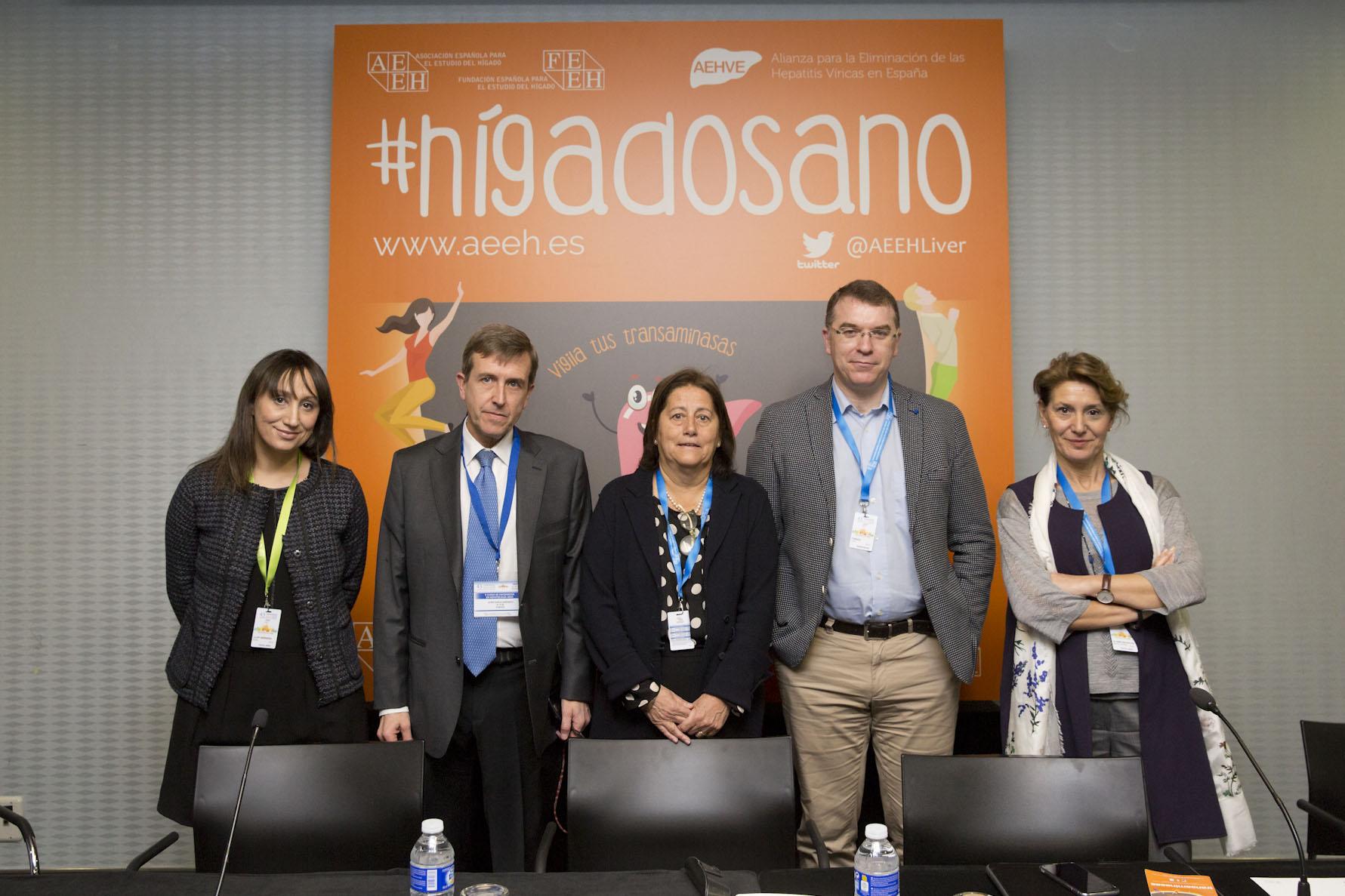Uno de cada cinco españoles, en riesgo de padecer una enfermedad del hígado