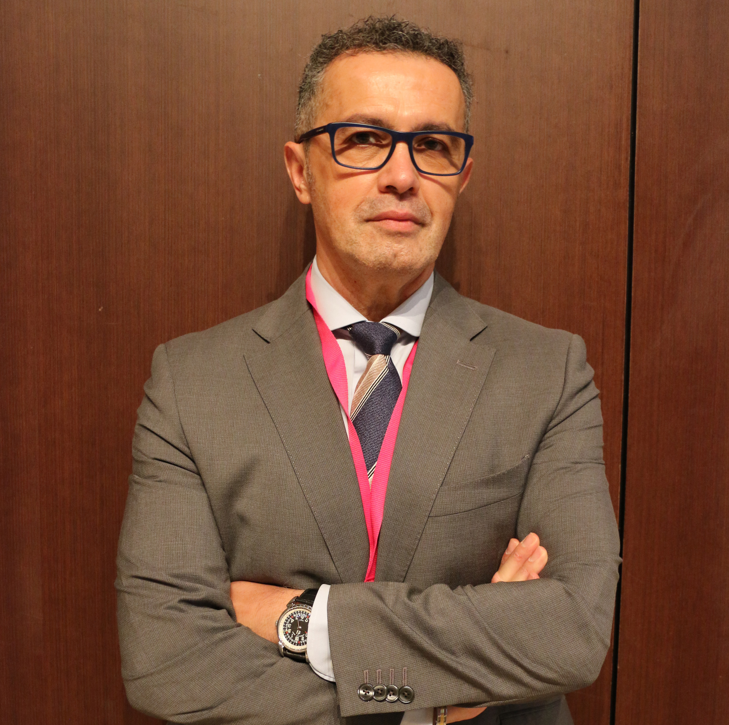 El doctor Manuel Ruiz Borrego, nuevo presidente de la Sociedad Andaluza de Oncología Médica (SAOM)