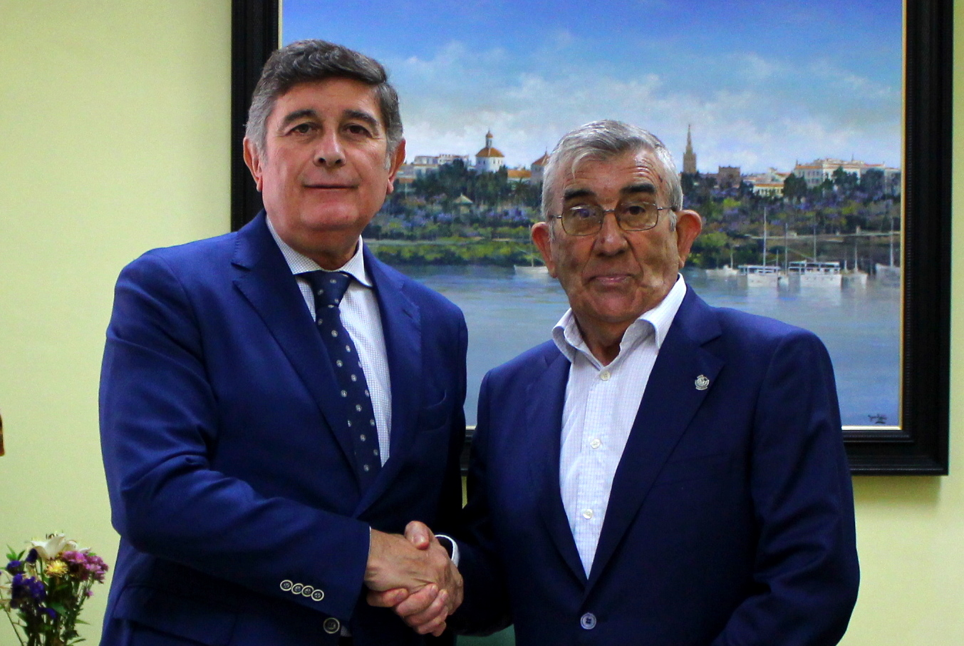 El Colegio de Farmacéuticos de Sevilla se une al Proyecto Boticarios para fomentar la participación del farmacéutico en acciones de cooperación y ayuda humanitaria en el ámbito de la farmacia
