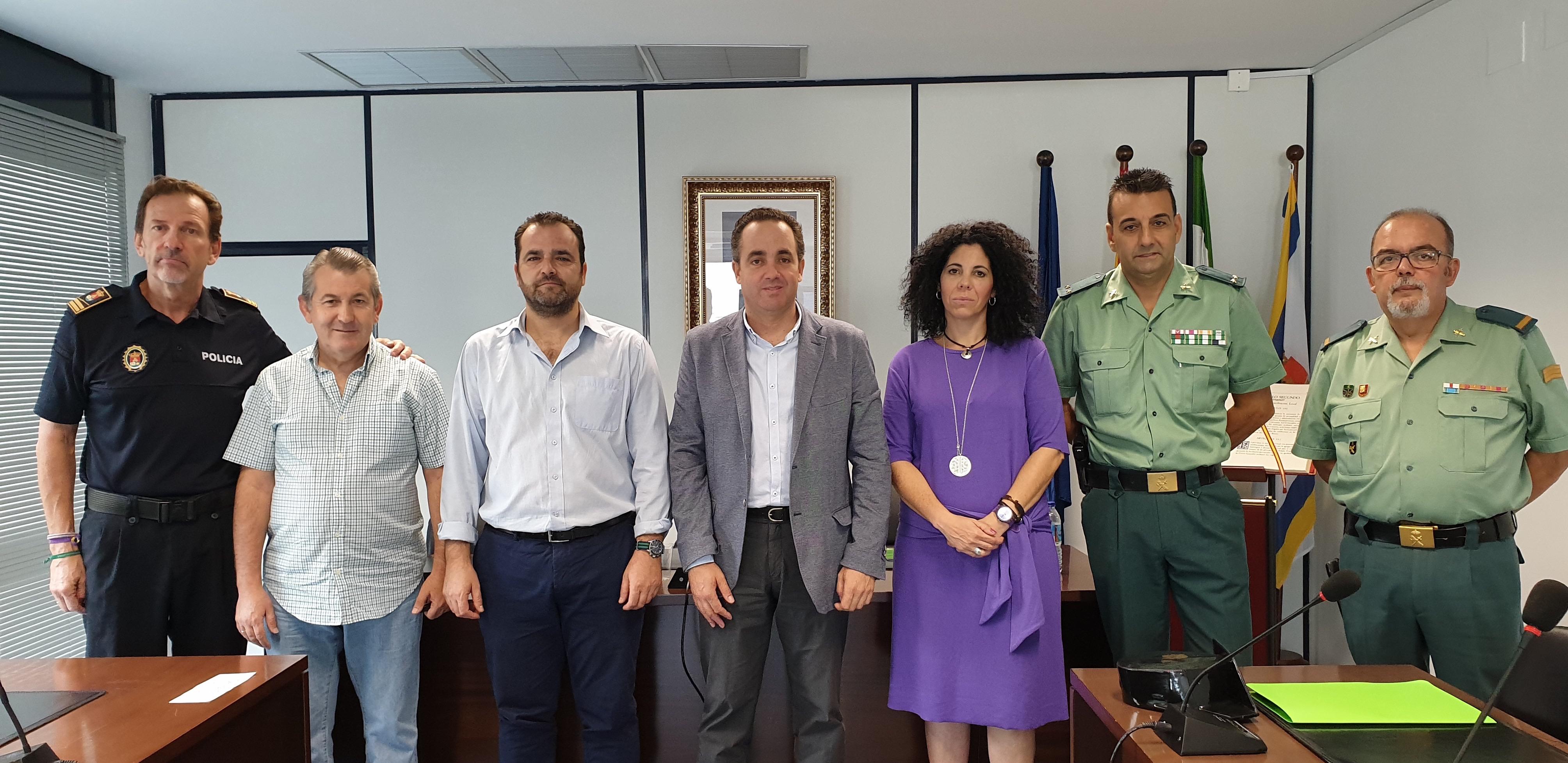 El Plan Local de Seguridad de la Romería de Torrijos se activará por primera vez el jueves anterior y finalizará el martes