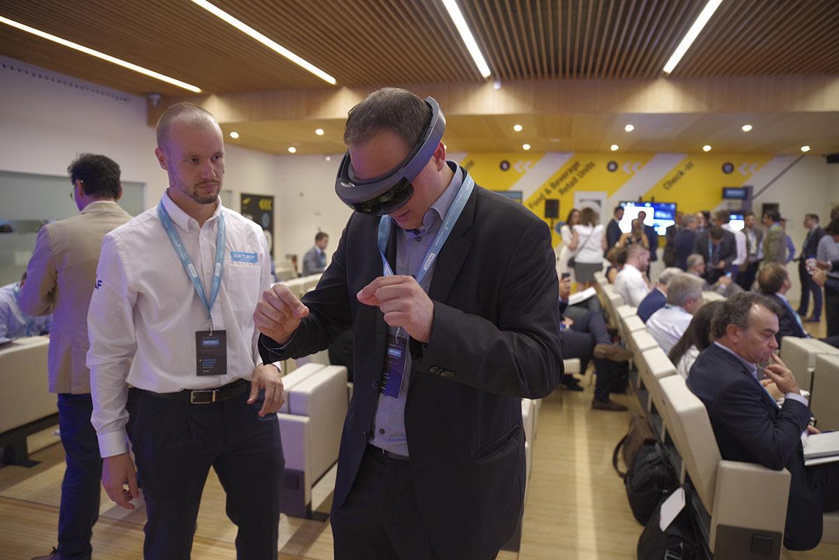 NOTA DE PRENSA: Medio centenar de expertos internacionales analizan las tendencias del Aeropuerto del Futuro en el Congreso Internacional Málaga Aviation Forum