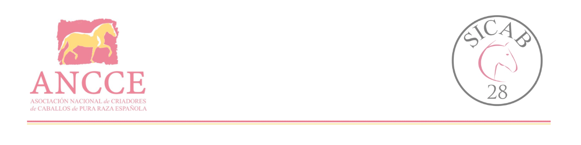 Convocatoria de GRÁFICOS - ACTO OFICIAL DE INAUGURACIÓN DE SICAB 2018 A CARGO DE S.A.R. DOÑA ELENA DE BORBÓN Y GRECIA Y EL ALCALDE DE SEVILLA