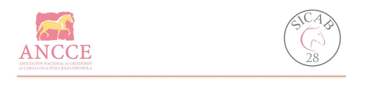 AGENDA SICAB 2018 para mañana martes, 13 de noviembre