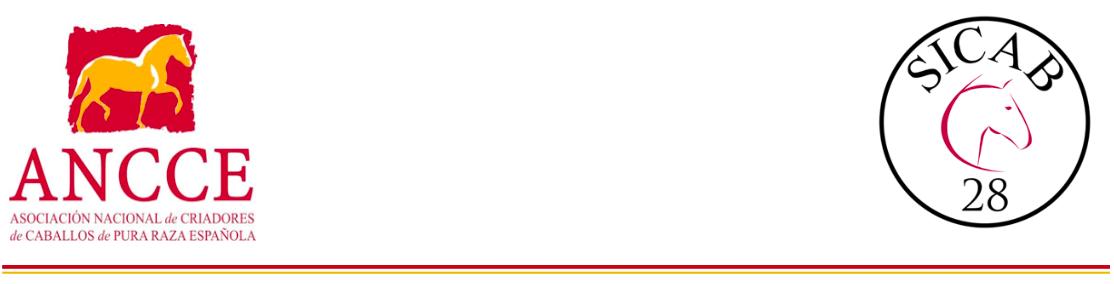 AGENDA SICAB – Viernes 16/11/2018