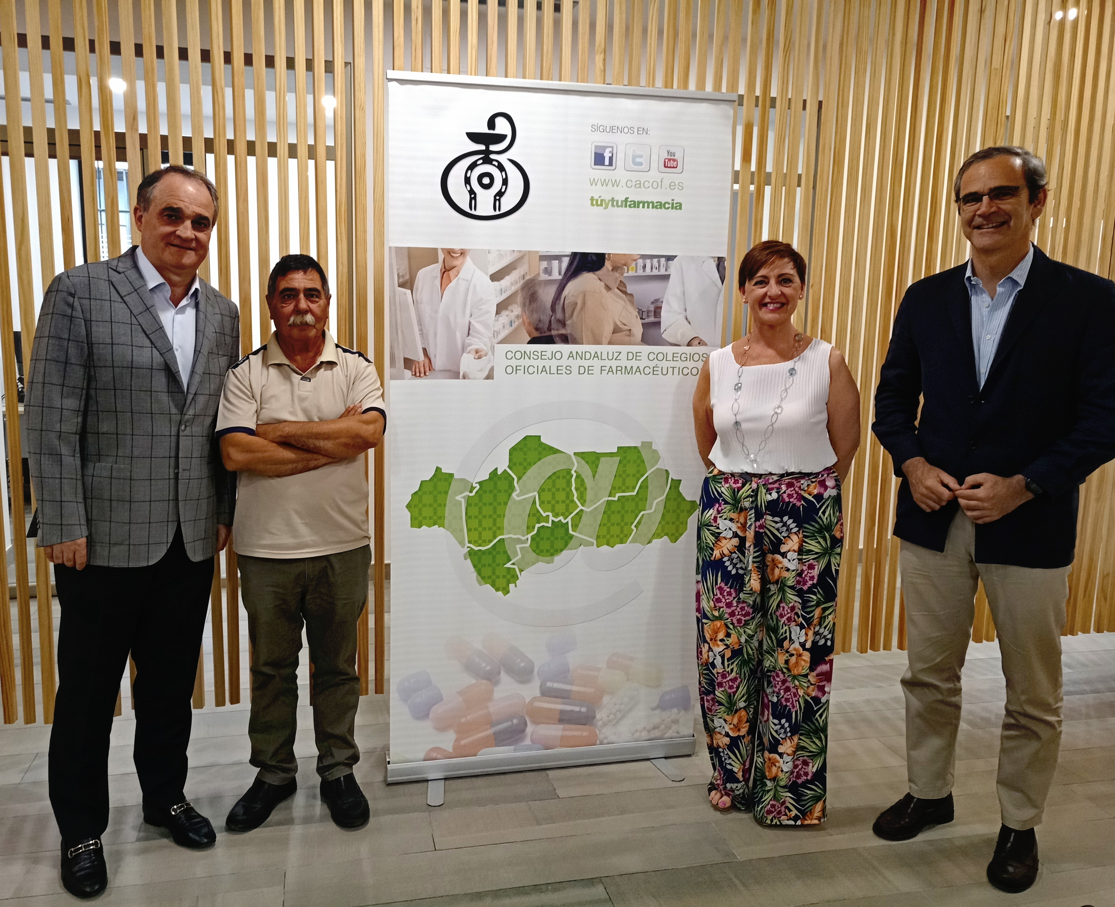 La farmacia andaluza y las asociaciones de diabéticos fomentan su colaboración para avanzar en el desarrollo de programas de atención a los pacientes con diabetes