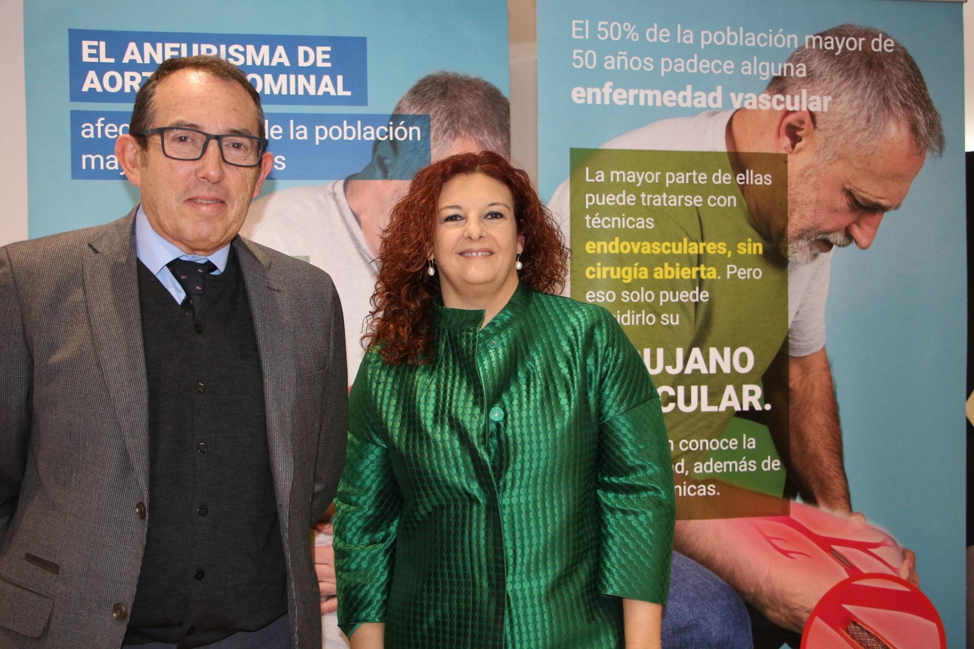 NOTA DE PRENSA: Llega a la estación de Renfe en Córdoba una campaña que advierte sobre el desconocimiento de las patologías vasculares