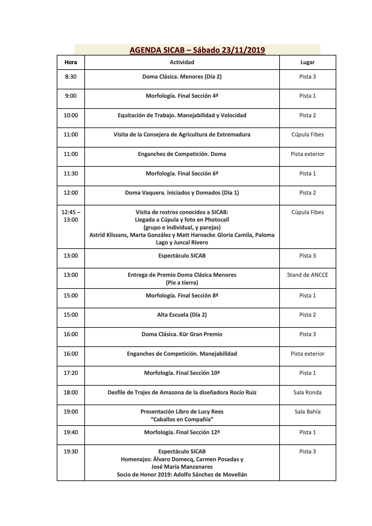 Nota de prensa + Agenda sábado - EL PRESIDENTE DE ANCCE, JOSÉ JUAN MORALES, RECIBE EN SICAB AL EMBAJADOR DE RUSIA EN ESPAÑA, YURI KORCHAGIN