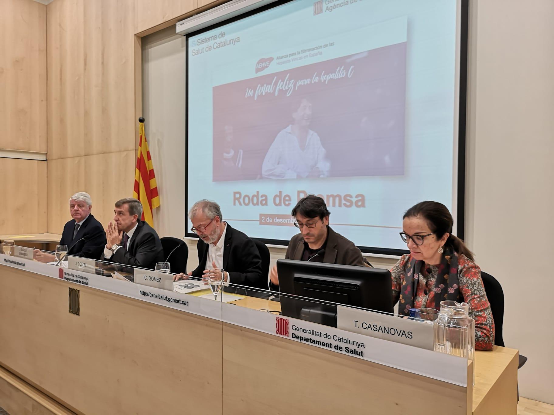 Llega a los cines de Cataluña, País Vasco, Andalucía, Baleares y Valencia el corto en el que el actor Carmelo Gómez, curado de hepatitis C, anima a hacerse la prueba si se ha estado en una situación de riesgo