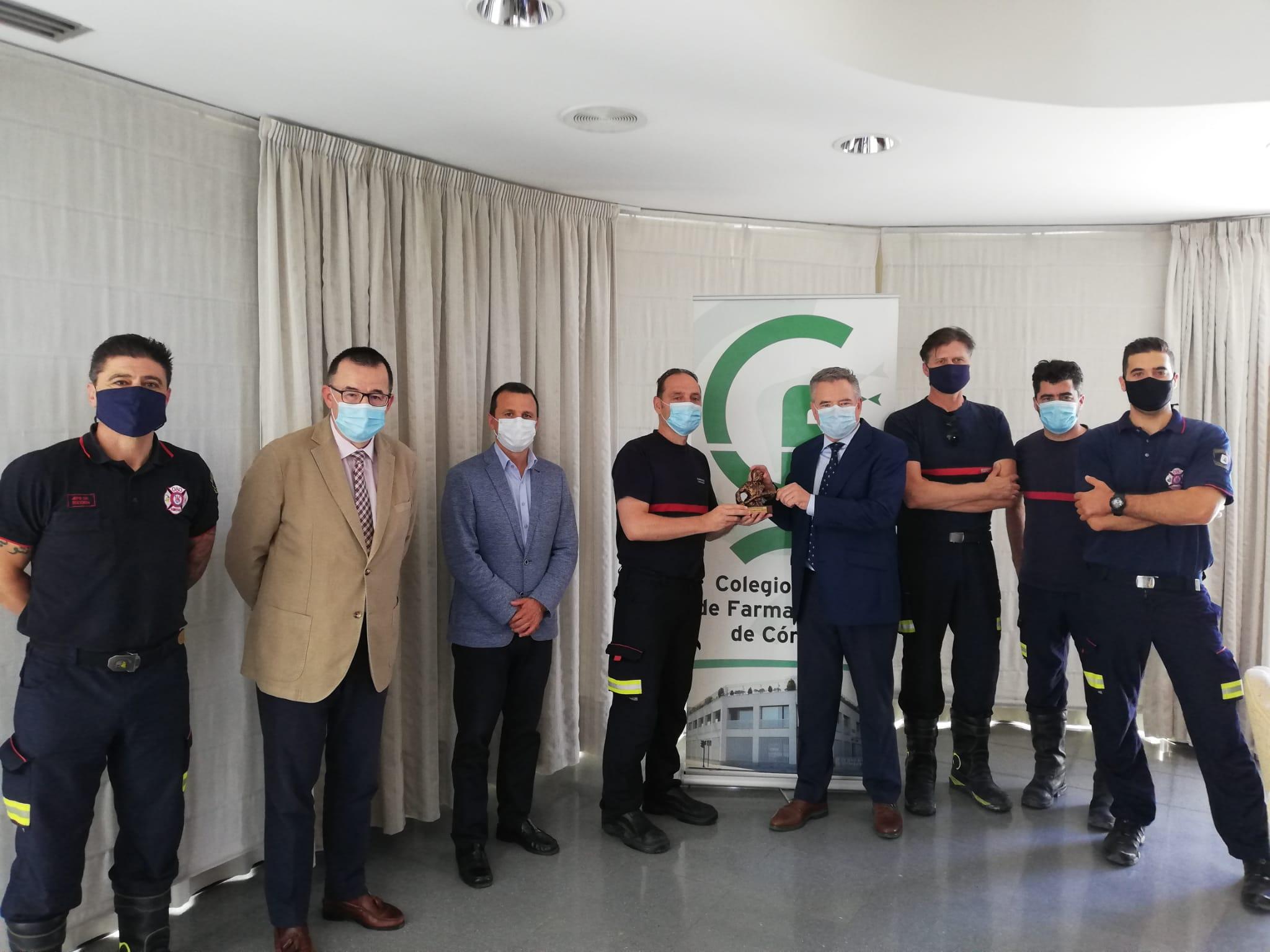 Farmacias de la capital entregan más de 16.000 unidades de productos infantiles y alimentos a la campaña 'Todos por Córdoba'
