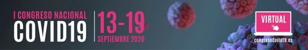 Este domingo comienza el I Congreso Nacional COVID-19, el mayor encuentro científico-sanitario celebrado hasta la fecha en España