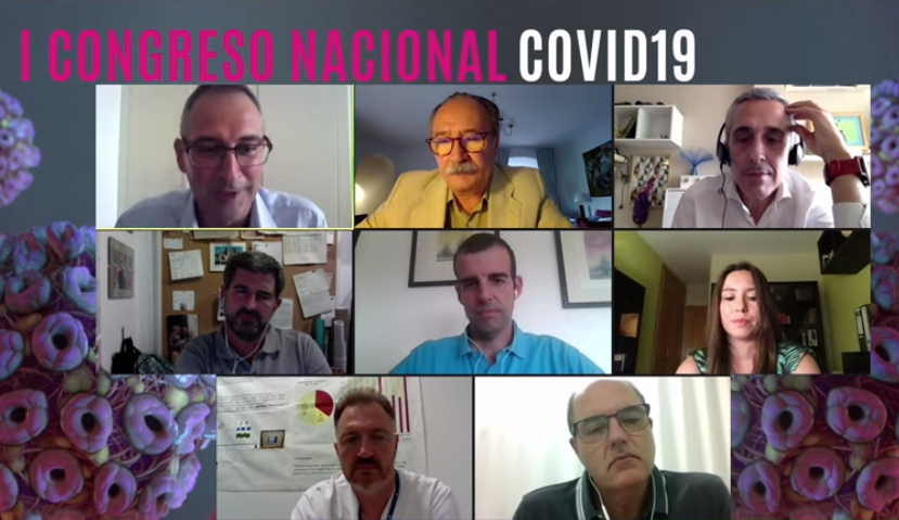 Expertos en Neumología advierten de los efectos de las trombosis y las secuelas radiológicas en los pacientes con COVID-19 y destacan la utilidad de las técnicas de soporte respiratorio no invasivo empleadas durante la pandemia