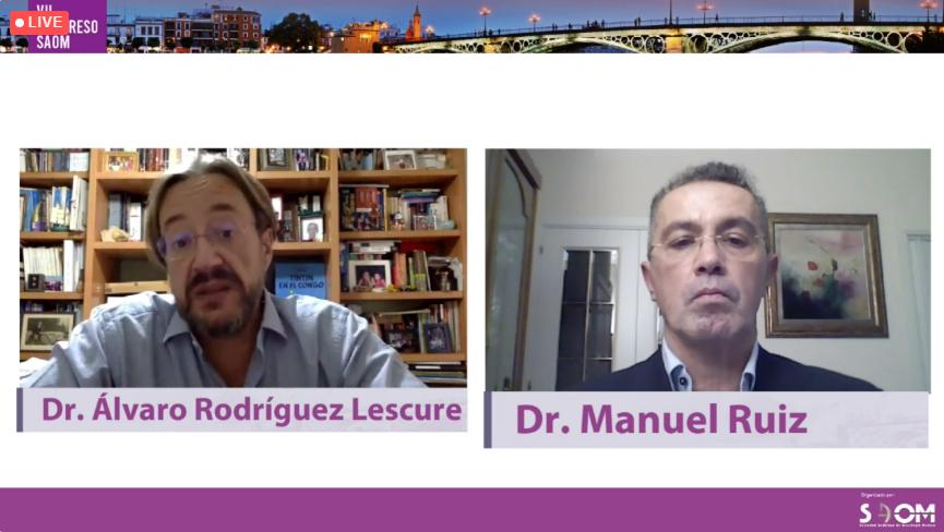 Andalucía, pionera en el desarrollo y aplicación de los nuevos tratamientos y estudios de Real World Data sobre cáncer, que están permitiendo mejorar la supervivencia y la calidad de vida de los pacientes