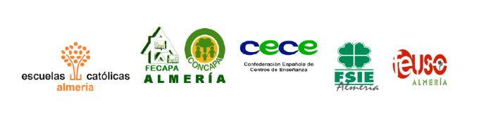 Más de 20 centros concertados y privados, unos 700 profesores y 10.000 familias de Almería, en contra de la LOMLOE