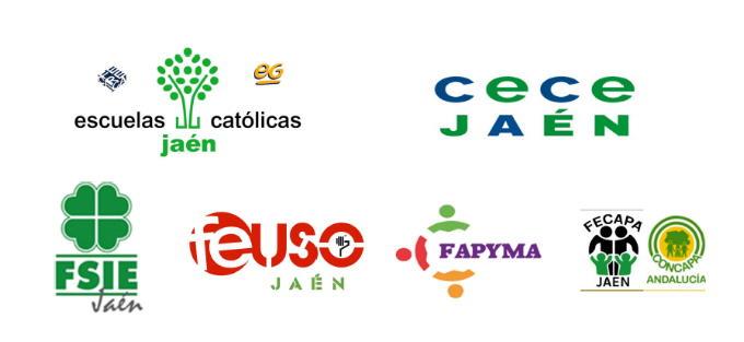 Más de 37 centros concertados y privados, unos 1.600 trabajadores y 25.000 familias de Jaén, en contra de la LOMLOE