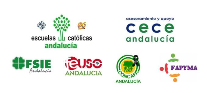 La comunidad educativa de la concertada y privada volverá el domingo a las calles de las capitales andaluzas con una manifestación en coche para paralizar por la Ley Celaá