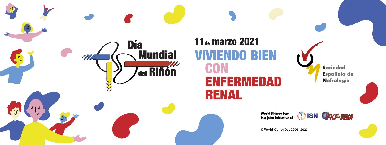 Jose Corbacho, Martín Berasategui, Pablo Milanés, y Miguel Ángel Revilla se unen a pacientes y profesionales sanitarios para alertar del crecimiento de la enfermedad renal y de la importancia de cuidar la salud de los riñones para prevenirla
