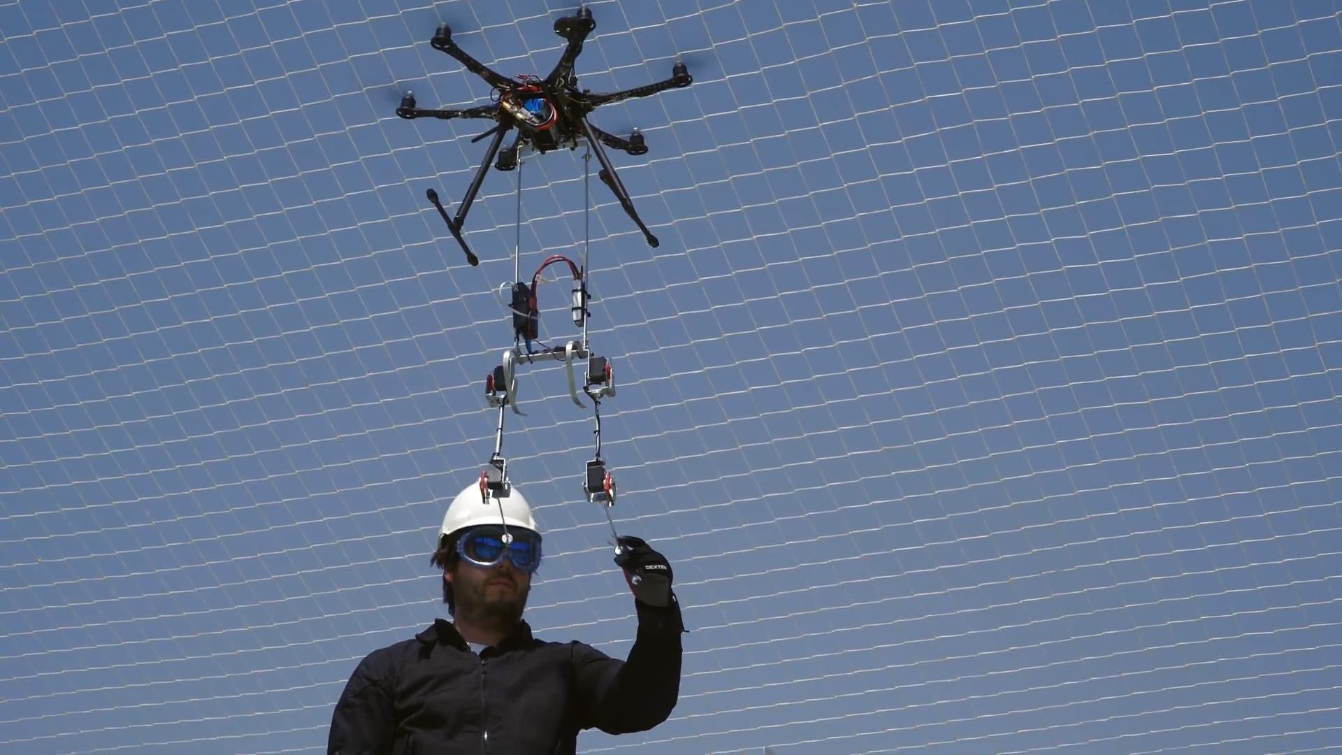 NOTA DE PRENSA: La movilidad aérea urbana impulsará el mercado de servicios de drones en las ciudades, que moverá en España 1250 millones en 2035