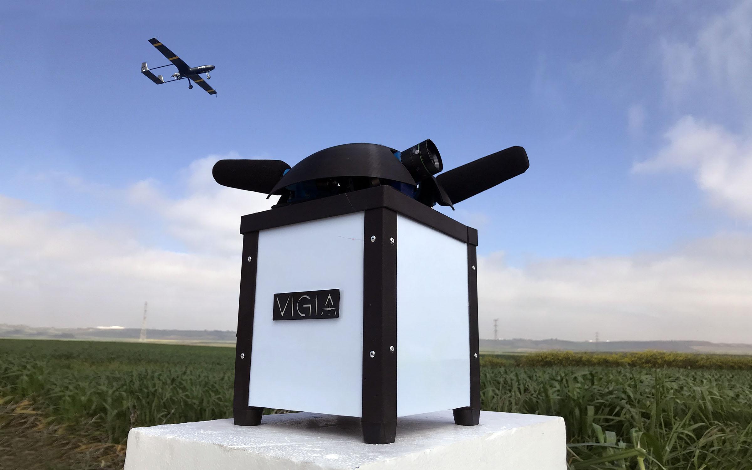 NOTA DE PRENSA: AERTEC diseña un innovador sistema de detección y evitación de colisiones de drones para operaciones fuera de línea de vista