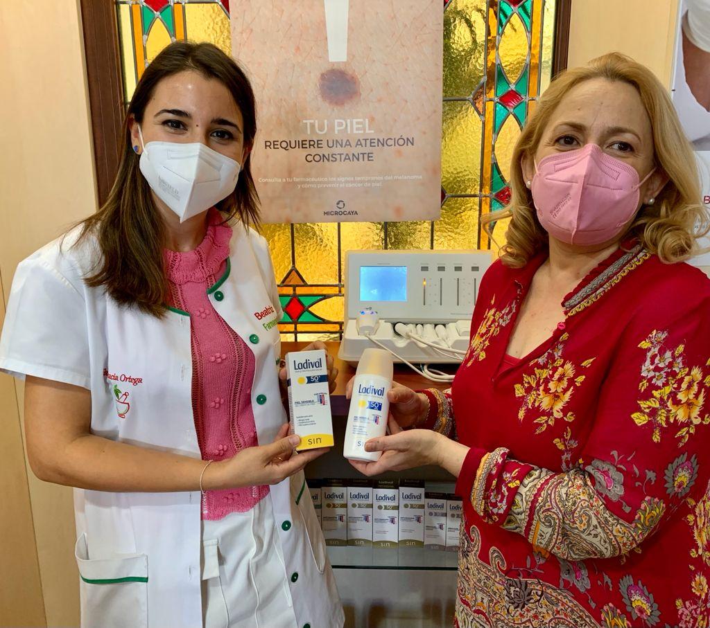 Farmacias de Córdoba comienzan a entregar protectores solares a precio reducido a personas con lupus