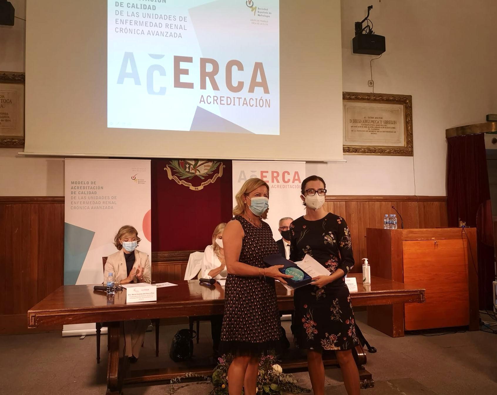 El Complejo Asistencial de León, reconocido a nivel nacional por la excelencia y calidad en su atención a las personas con enfermedad renal