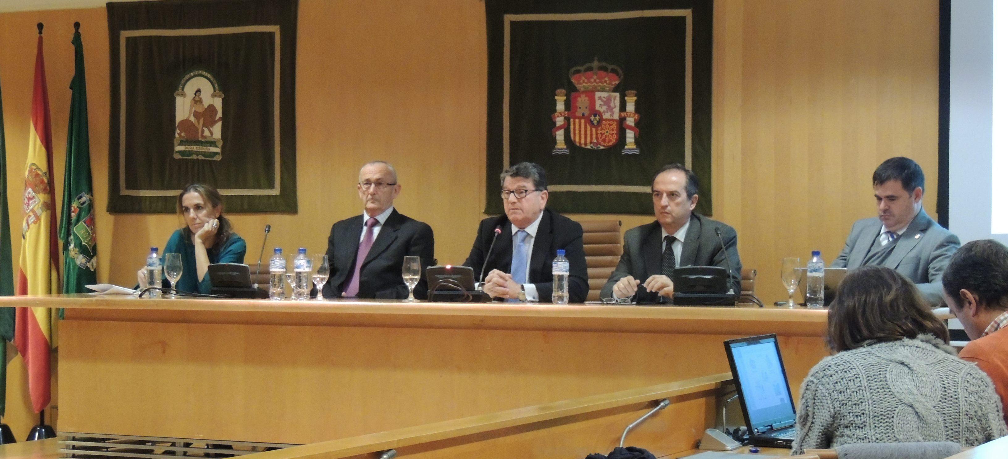 El presidente de ETICOM destaca el papel de las TICC en el reto de generar empleo en Andalucía