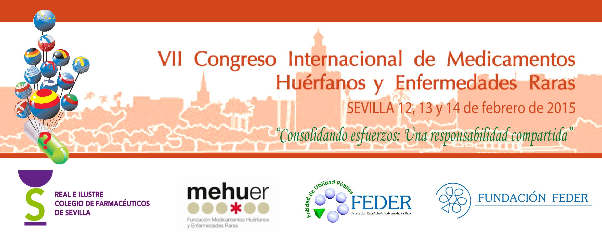 CONVOCATORIA: Comienza el VII Congreso Internacional de Medicamentos Huérfanos y Enfermedades Raras