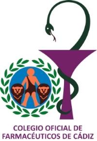 La nueva Junta de Gobierno del Colegio de Farmacéuticos de Cádiz, con Ernesto Cervilla al frente, toma posesión de sus cargos