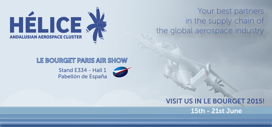 VISIT US IN LE BOURGET 2015!
