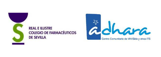 CONVOCATORIA: Las farmacias sevillanas ofrecerán apoyo a los pacientes de VIH y otras enfermedades de transmisión sexual