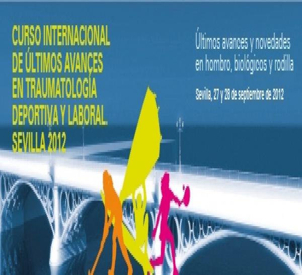CONVOCATORIA DE PRENSA: Presentación y rueda de prensa del Curso Internacional en Avances en en traumatología deportiva y laboral