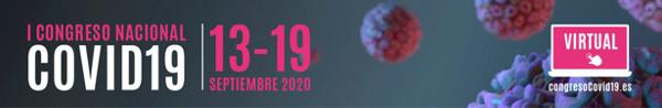 Más de 30 sociedades científicas nacionales impulsan el mayor congreso sanitario de España, monográfico sobre COVID-19