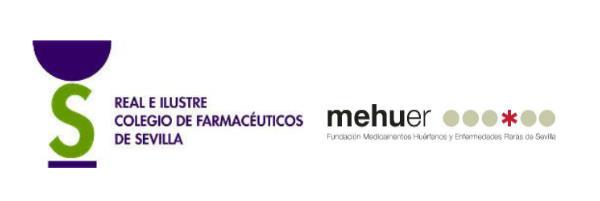La Fundación Mehuer y el Colegio de Farmacéuticos de Sevilla abogan por aprovechar la experiencia acumulada frente a la COVID-19 para potenciar la investigación en enfermedades raras